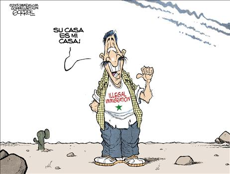 Bob Gorrell - Your house is my house