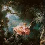 "Jean-Honore Fragonard, ""The Swing"" (1767)"